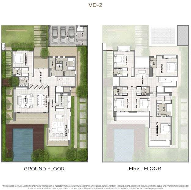 10 418 Sq. Ft. | 6 Bed