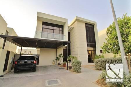 5 Bedroom Villa for Sale in DAMAC Hills (Akoya by DAMAC), Dubai - Exclusive | Maids Room | Independent Villa
