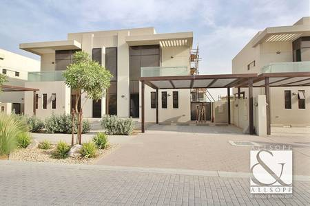 3 Bedroom Villa for Sale in DAMAC Hills (Akoya by DAMAC), Dubai - Vacant | End Unit | Close to The Park