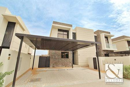 3 Bedroom Villa for Sale in DAMAC Hills (Akoya by DAMAC), Dubai - 3 Bed | Finished by Paramount | Furnished