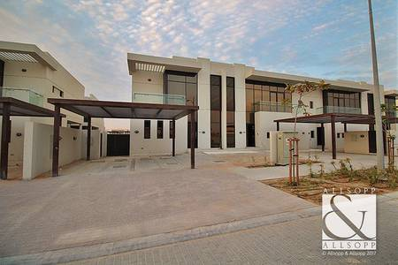 3 Bedroom Villa for Sale in DAMAC Hills (Akoya by DAMAC), Dubai - Vacant | Maids Room | End Unit | 3 Bed