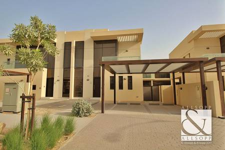 3 Bedroom Villa for Sale in DAMAC Hills (Akoya by DAMAC), Dubai - Vacant on Transfer | Close To Park | Maids