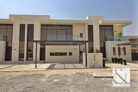 3 Bedroom Villa for Sale in DAMAC Hills (Akoya by DAMAC), Dubai - 3 Beds | Type TH-M1 | Completion Q4 2018