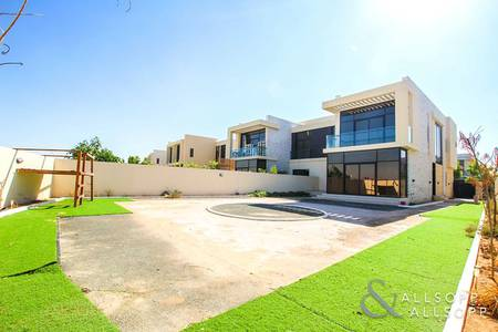 5 Bedroom Villa for Rent in DAMAC Hills (Akoya by DAMAC), Dubai - 5 Bed | From 1st November | Large Plot<BR/><BR/>