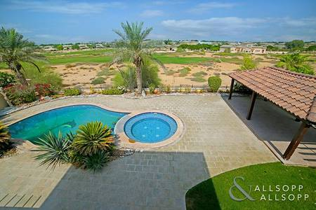 5 Bedroom Villa for Sale in Arabian Ranches, Dubai - Private Pool | Golf Course View | 5 Beds<BR/>