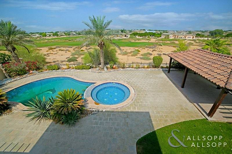 2 Private Pool | Golf Course View | 5 Beds<BR/>