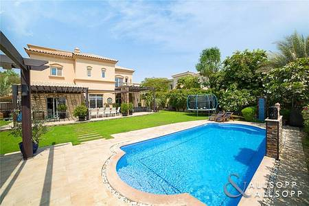 5 Bedroom Villa for Sale in Arabian Ranches, Dubai - Upgraded | Private Pool | Golf Course View