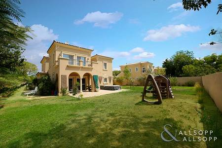 4 Bedroom Villa for Sale in Arabian Ranches, Dubai - 4 Bedrooms (1 Down) | Type B1 | Well Located