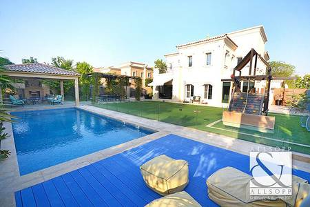 4 Bedroom Villa for Sale in Arabian Ranches, Dubai - Vacant On Transfer | Private Pool | Upgraded
