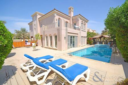 4 Bedroom Villa for Sale in Arabian Ranches, Dubai - Private Pool | Vacant On Transfer | 4 Bed