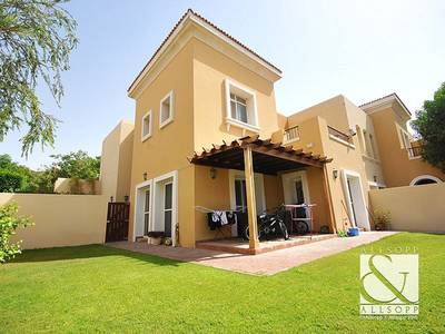 4 Bedroom Villa for Sale in Arabian Ranches, Dubai - Opposite Pool And Park | Vacant On Transfer
