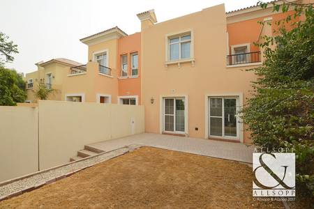 2 Bedroom Townhouse for Sale in Arabian Ranches, Dubai - Vacant On Transfer | Back To Back | Study