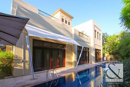 5 Bedroom Villa for Rent in Al Barari, Dubai - 5 Bedroom   Well Maintained   Private Pool