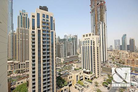 1 Bedroom Flat for Sale in Downtown Dubai, Dubai - Vacant | 1.5 Bathrooms | Large One Bed