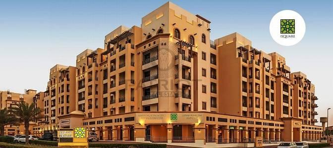 Office for Rent in Al Mamzar, Dubai - Office space for rent in Al Mamzar square