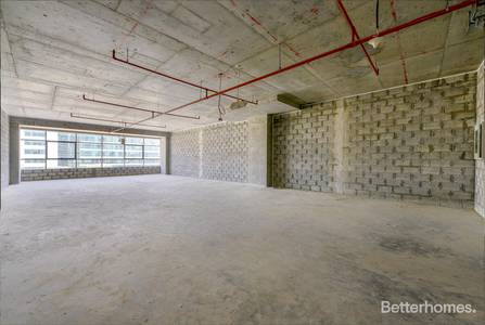 Office for Rent in The Greens, Dubai - Grade A Office | Shell and Core | Greens, SZR