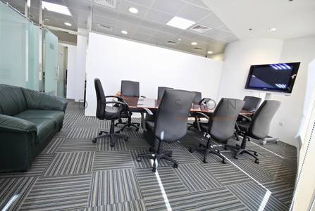 Office for Rent in Al Reem Island, Abu Dhabi - Luxuriously spacious and greatly fitted!