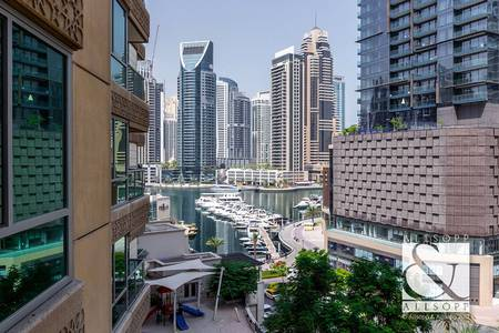 3 Bedroom Apartment for Sale in Dubai Marina, Dubai - Marina Views | Spacious 3B+Maids | Emaar