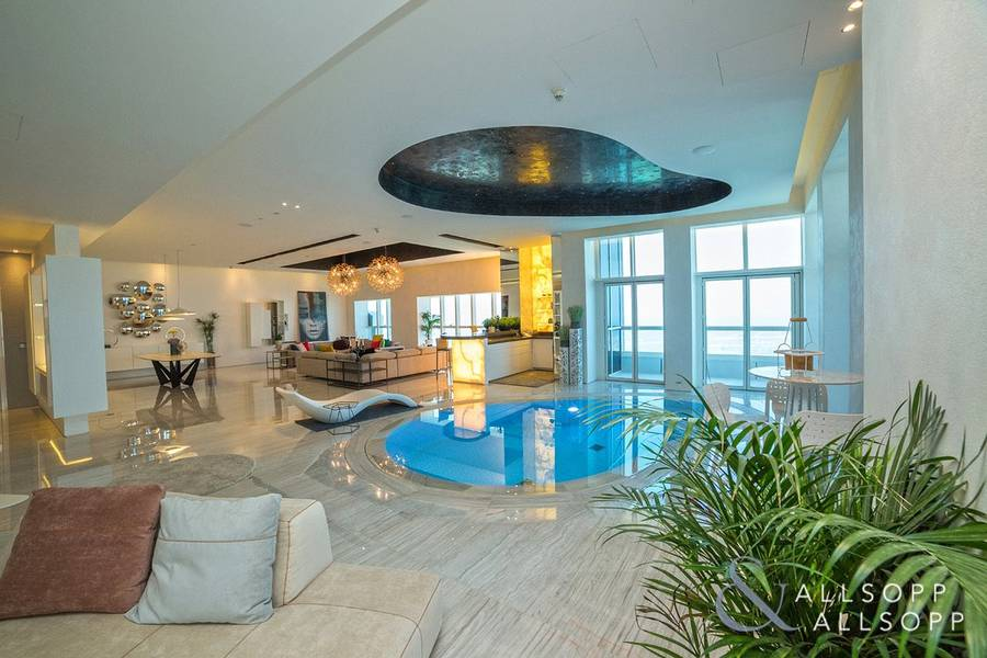2 Private Pool | Full Sea Views | Unique