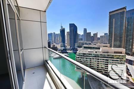 1 Bedroom Flat for Sale in Dubai Marina, Dubai - Marina and Sea Views | Vacant December