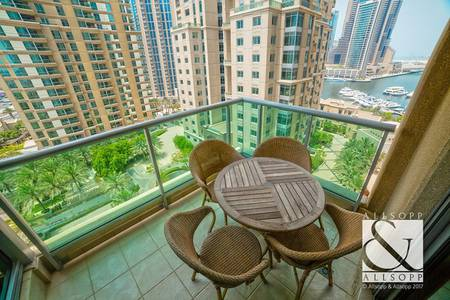 4 Bedroom Flat for Sale in Dubai Marina, Dubai - Partial Marina View | Vacant | 2,901 Sq Ft