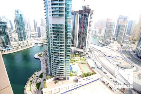 1 Bedroom Flat for Sale in Dubai Marina, Dubai - High Floor | Great Investment | Marina View