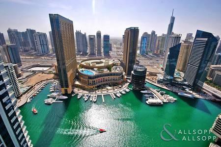 3 Bedroom Apartment for Sale in Dubai Marina, Dubai - Vacant | Marina Views | 3 Bed Plus Maids