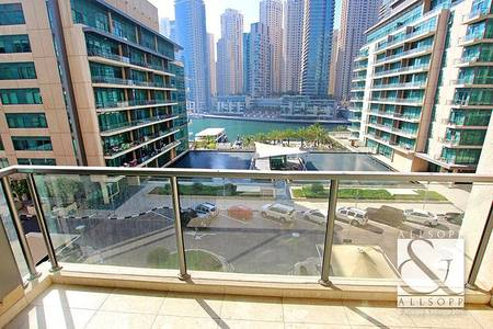 2 Bedroom Apartment for Sale in Dubai Marina, Dubai - Marina View | Vacant | Motivated Seller