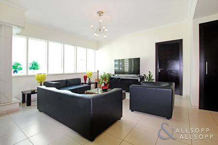 2 Bedroom Apartment for Sale in Dubai Marina, Dubai - 2 Bedroom Plus Study | Vacant on Transfer