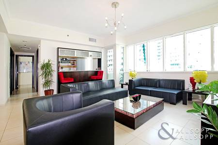 2 Bedroom Apartment for Sale in Dubai Marina, Dubai - 2 Bedroom Plus Study | Vacant on Transfer