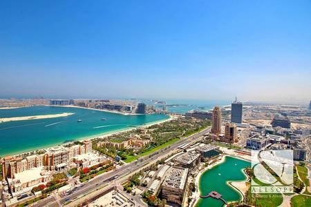 3 Bedroom Apartment for Sale in Dubai Marina, Dubai - Full Sea Views | Vacant on Transfer | 3 Bed