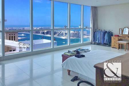 3 Bedroom Flat for Sale in Dubai Marina, Dubai - Sea Views | Upgraded | Spacious | 3B + Maid
