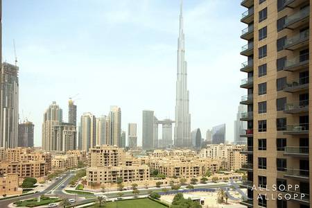 2 Bedroom Apartment for Sale in Downtown Dubai, Dubai - Two Bed | Burj Khalifa View | Investment