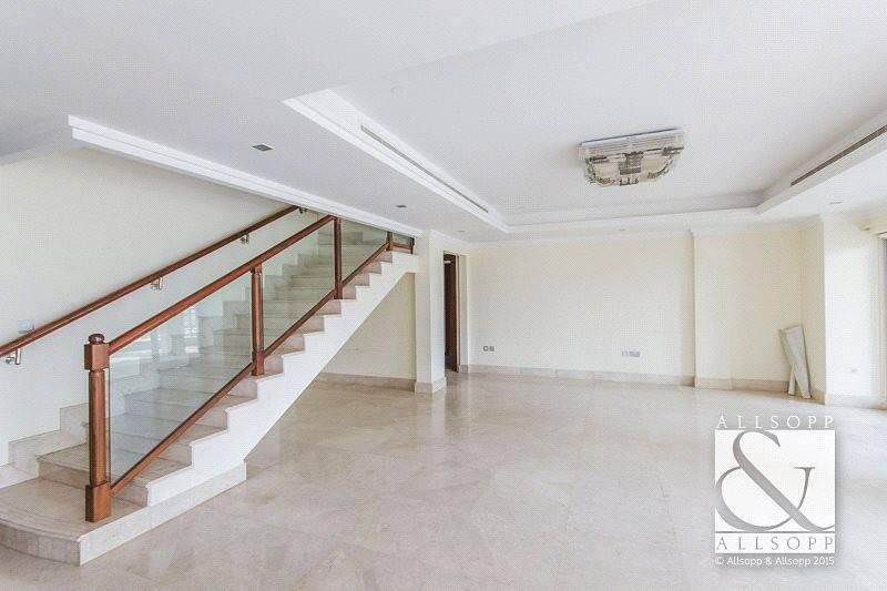 10 Partial Burj View | Podium | Maids Room