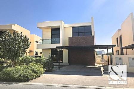 5 Bedroom Villa for Sale in DAMAC Hills (Akoya by DAMAC), Dubai - Full Golf Course View | Brookfield | 5 Bed