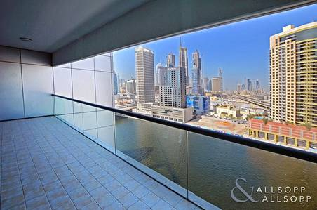 1 Bedroom Flat for Sale in Business Bay, Dubai - Canal Views | 1.5 Bathrooms | One Bedroom