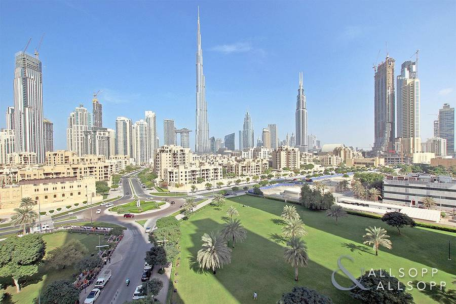2 Burj Khalifa Views | South Ridge | 2 Bed