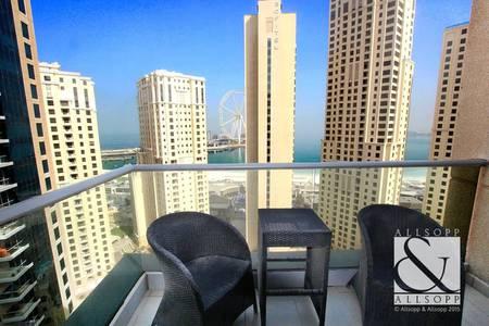 1 Bedroom Apartment for Sale in Dubai Marina, Dubai - High Floor | Sea View | Vacant | Exclusive