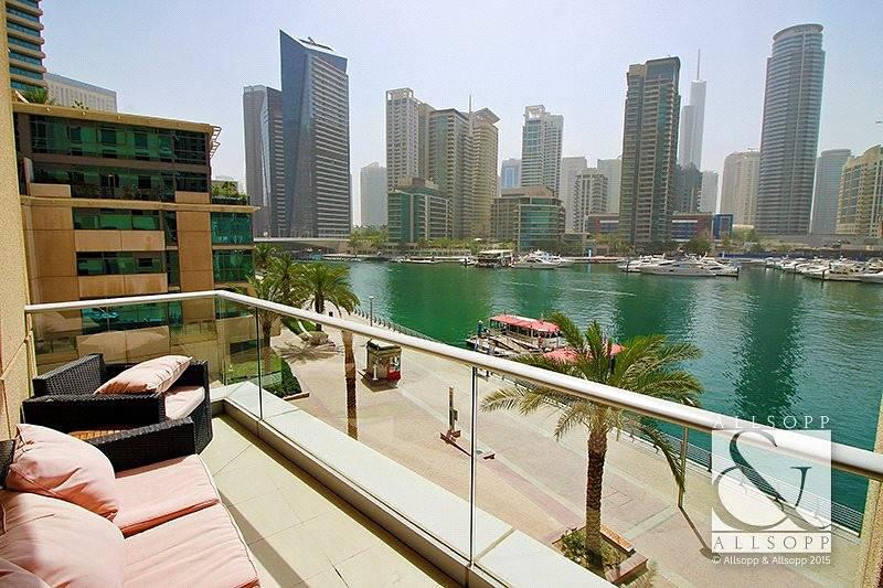 Full Marina Views | 3 Bed | Promenade