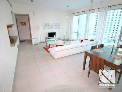 2 Bedroom Flat for Sale in Dubai Marina, Dubai - Partial Marina And Sea Views | Vacant