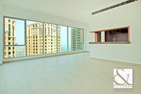 1 Bedroom Apartment for Sale in Dubai Marina, Dubai - Vacant | High Floor | Largest 1 Bedroom