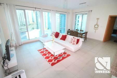 2 Bedroom Apartment for Sale in Dubai Marina, Dubai - Owner Occupied | Partial Marina And Sea Views