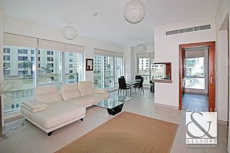1 Bedroom Flat for Sale in Dubai Marina, Dubai - Vacant 1 Bed | Fur n