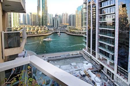 2 Bedroom Flat for Sale in Dubai Marina, Dubai - Partial Marina View | 2 Bedroom Plus Study