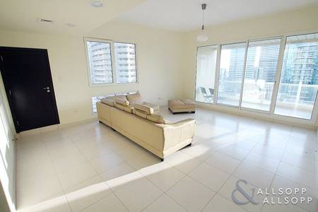 1 Bedroom Apartment for Rent in Dubai Marina, Dubai - Chiller Free | Sea & Marina View | Vacant
