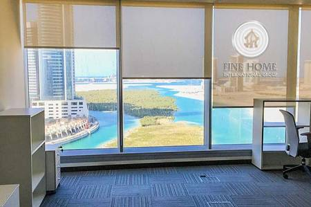 Shop for Sale in Al Reem Island, Abu Dhabi - Full Floor in Sky Tower