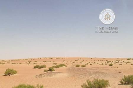 Plot for Sale in Al Shamkha, Abu Dhabi - Residential Land in south Shamkha. Al Riyad