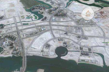 Plot for Sale in Al Reem Island, Abu Dhabi - Land built up 242