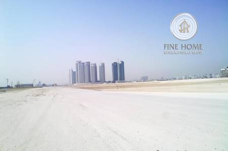 Plot for Sale in Al Reem Island, Abu Dhabi - Land Permission 25 F. in Al Reem Island.