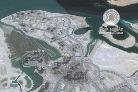 Plot for Sale in Al Reem Island, Abu Dhabi - Land permitted 33 Floors in Reem Island.
